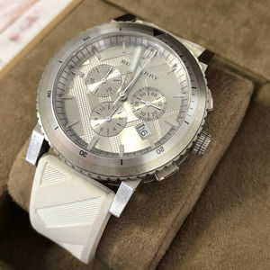 Burberry The New City Rubber Chronograph Watch